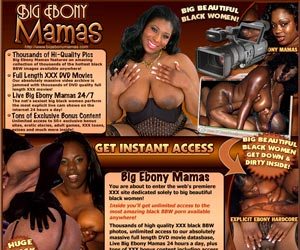 Big Ebony Mamas - Big Beautiful Black Women