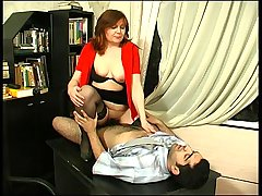 Laura&Sebastian nasty mature action