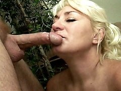 Hot Matures Blowjob