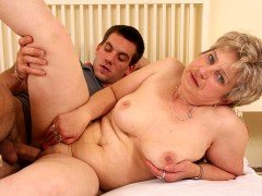 Mother in law pussy fuck