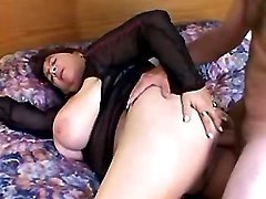 Huge busty granny screwed