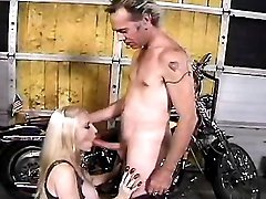 Hot Blond mature has oral and fucks
