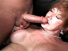 Hot mature in porn actions