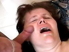 Wild mature in sex action